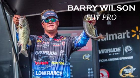 Barry Wilson is a current Amphibia pro Staff Member on the FLW Tour #AmphibiaProStaff