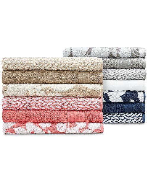 Lauren Ralph Lauren Sanders Antimicrobial Mix And Match Bath Towel