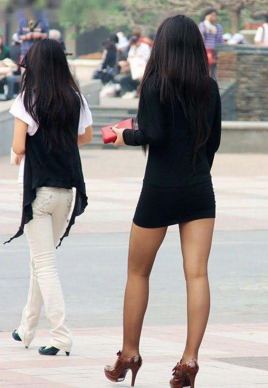 Short Skirt Legs 11