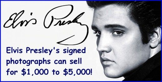 Autograph Collecting 101 Fun Facts Trivia And Examples With Values Of Autographs Of Very Famous People And Presidents Fun Facts Trivia Autograph