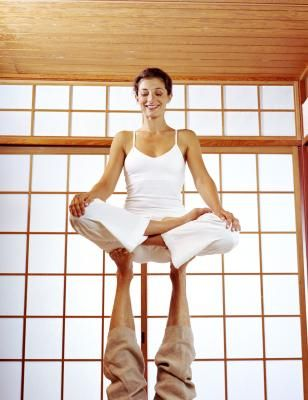 yoga  lean muscle mass  yoga poses beautiful and lighter