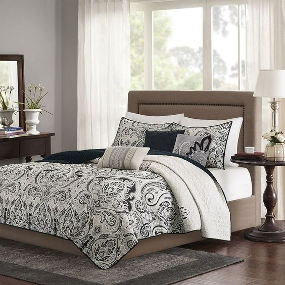 Madison Park Omega 6-piece Quilted Coverlet Set - $137.99