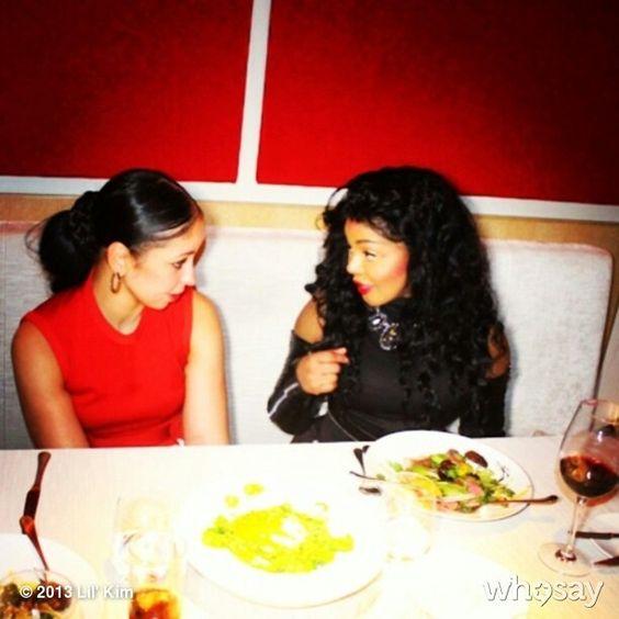 Lil Kim & Mya