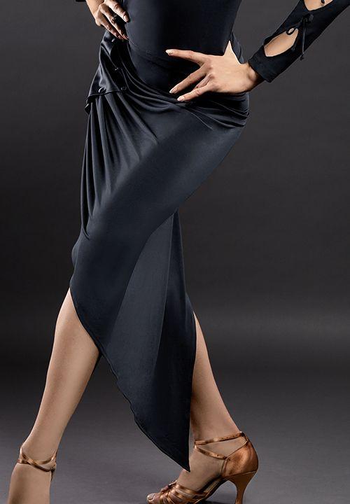 Santoria Calla Button Skirt S6100