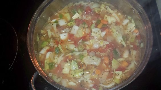 Naturally Cracked: Cabbage Soup Recipe