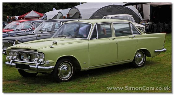 1956 Ad Ford Zodiac Zephyr Consul Classic Automobile Car Three