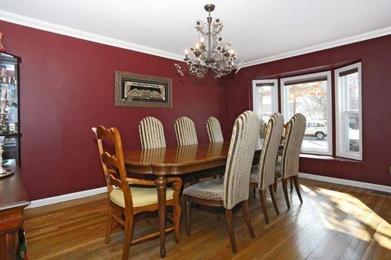 Interior of Home - #diningroom