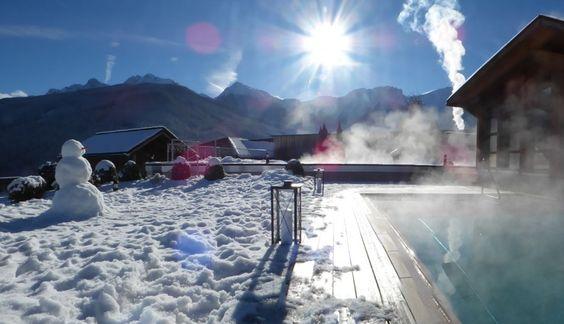 Für alle Kurzentschlossenen haben wir ein super Angebot im ALPIN PANORAMA HOTEL HUBERTUS ****S in Südtirol!   #leadingsparesort #wellness #lastminute #angebot #buchen #winter #ski