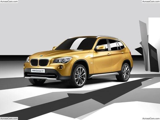 BMW X1 Concept (2008)