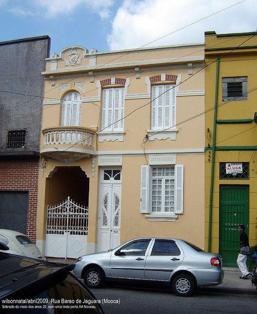 Rua Barão de Jaguara (Mooca)