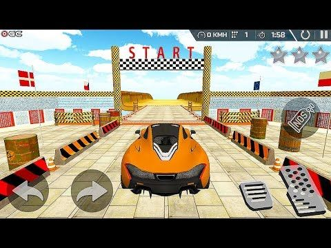 Mega Ramps Ultimate Races Stunts Mega Ramp Car Games Android Gameplay O Game Channel Android Ios Gaming Channel About Ios And Android