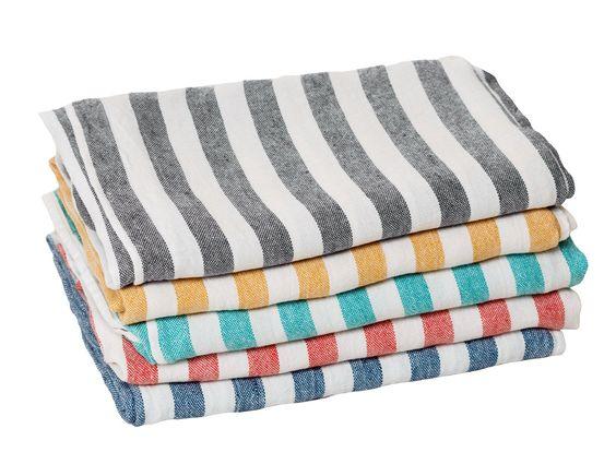 100% Linen Beach Towels - Coast New Zealand
