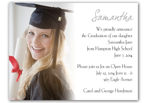 9 Best images about Graduation – Save the Date Graduation Invitations