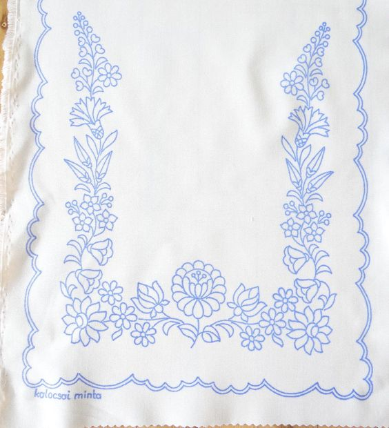 Hand Embroidery Patterns On Pinterest | Makaroka.com