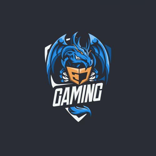 Dragon Esport Logo In Logo Design By By Dreamcometrue Logo Dragon Cool Logo Logo Inspiration