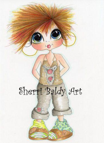 My-Besties Toni Fine Art Print-