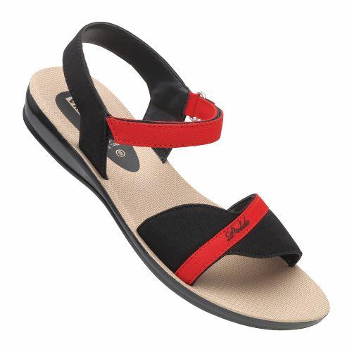 Black Ladies Sandals - VKC Pride