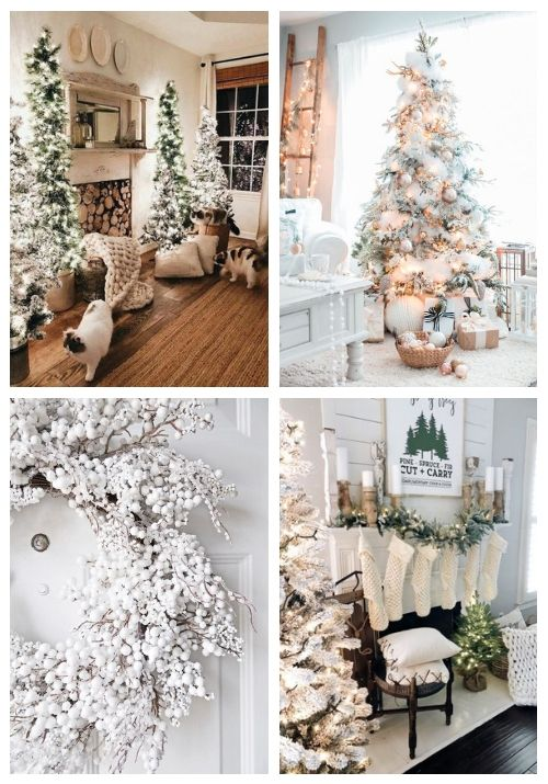 24 Winter Wonderland Home Decor Ideas Winter Home Decor Decor Home Decor