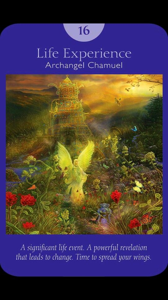 #Tarot - Life Experience - A recent event may have been a wake-up call for you to make some life changes. This may be a new revelation or something you've known but have been procrastinating about. Now you're realizing that this situation can't be ignored and action is necessary Tarot Hotties.  Archangel Chamuel will help guide you - just ask and listen to your intuition because that's how this angel speaks to you.   If you're reading this it's for you. #AngelTarot #TarotReadings #TarotLove…