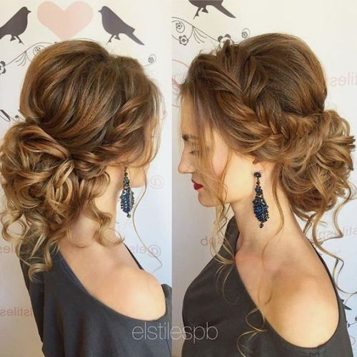 Hairstyles For Medium Length Hair Round Face Hair Styles Messy Hairstyles Wedding Hair And Makeup