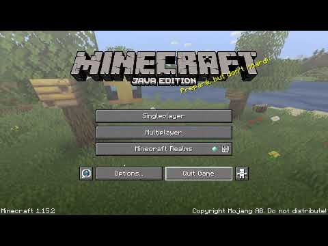 How To Play With Friends In Minecraft Java Edition 1 15 2 Youtube In 2021 How To Play Minecraft Minecraft Minecraft 1