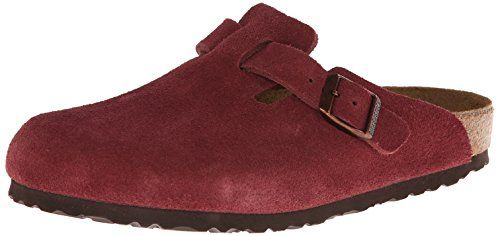 Birkenstock Unisex Boston Soft Footbed Clog *** See this great image @