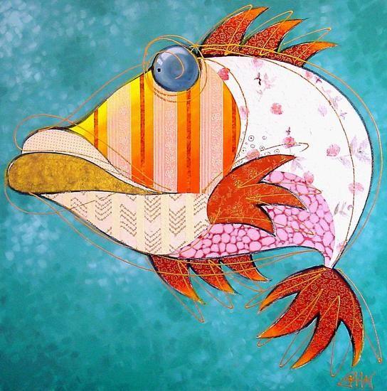 Joyce van Oorschot - Vissen 43
