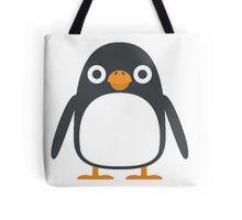 Penguin Emoji Tote Bag