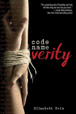 Code Name Verity by Elizabeth Wein: