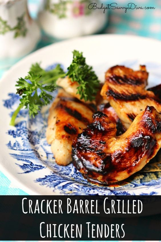 Grilled chicken recipes using italian dressing