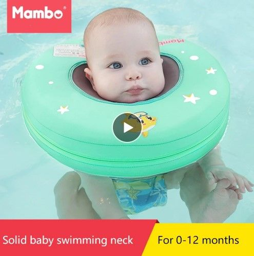 Accessories Baby Swimming Pool Baby Neck Float Baby Swimming Baby Float