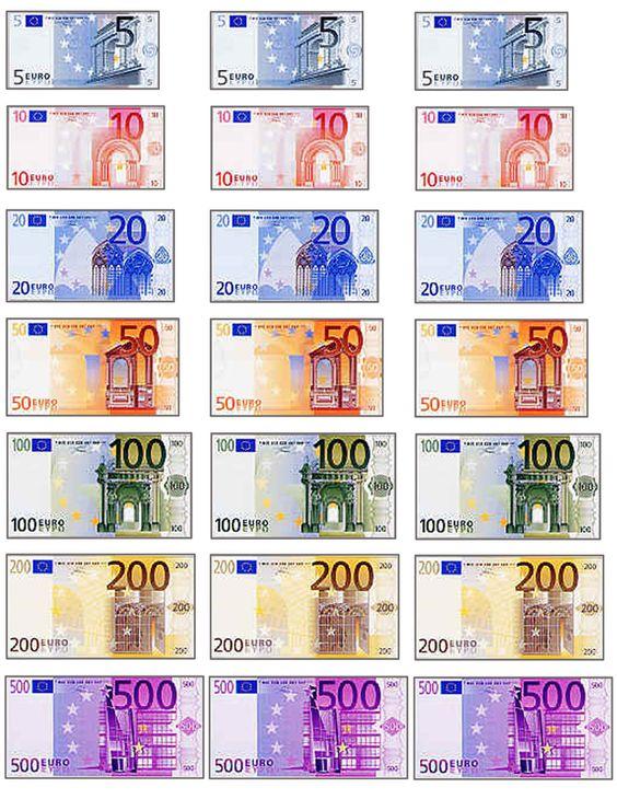 Euros pour apprendre