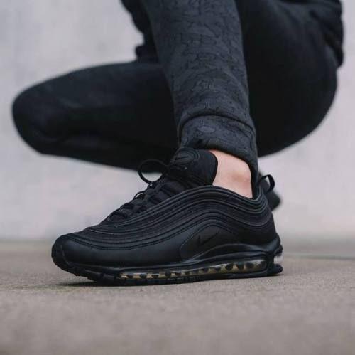 chaussure nike air max 97 noir