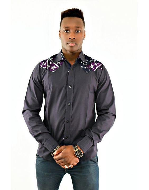 infos sur tenue africaine homme wax arts et voyages. Black Bedroom Furniture Sets. Home Design Ideas