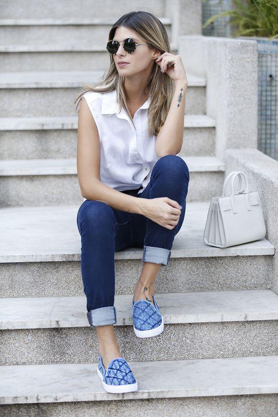 look do dia jeans e branco anna fasano 4