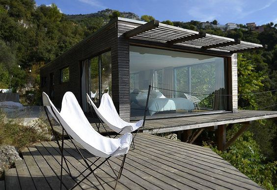 Modern Vacation Rentals France | boutique-homes.com