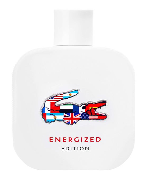 Lacoste L.12.12 Energized Lacoste cologne - a new fragrance for men 2016