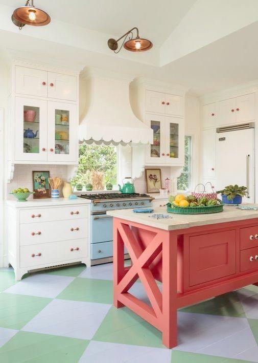 More Ideas Beach White Theme Kitchen Countertops Modern Beach
