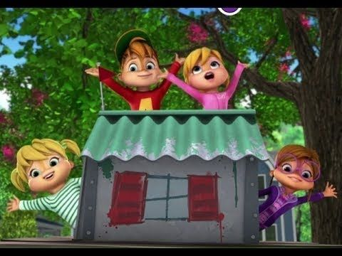 Alvinnn And The Chipmunks Waitin For The Postman To Come