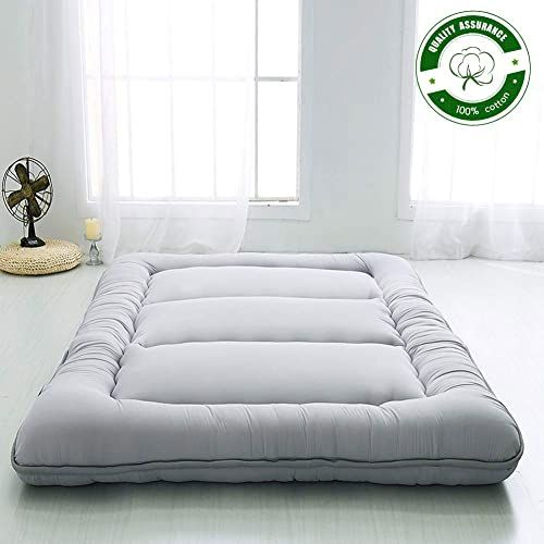 New Japanese Floor Mattress Futon Mattress Thicken Tatami Mat