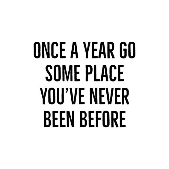 """Once a year go some place you've never been before"" - Dalai Lama Quote #redbubble #travel #trip #nomadic #tourism #adventure #inspiration #motivation #text #freedom #globe #world #explore #typography #quotes #vacation #holiday #posters #stickers #gift #traveler #giftideas #traveller #nomad #giftsfortravelers #giftsfortravellers"
