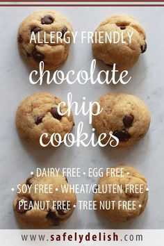 Chocolate Chip Cookies - Top 8 Free