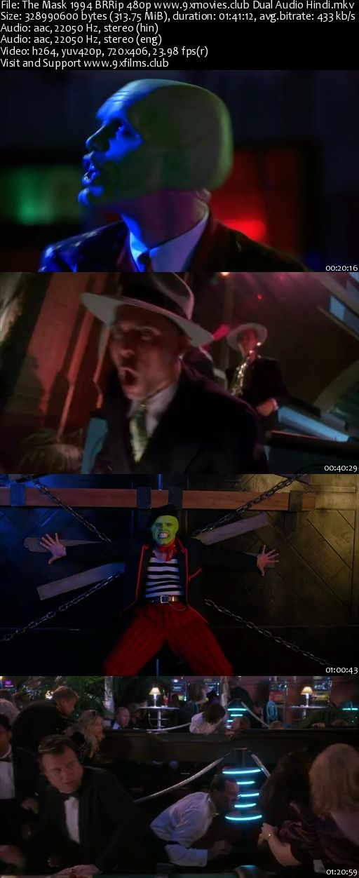 the mask torrent download in hindi
