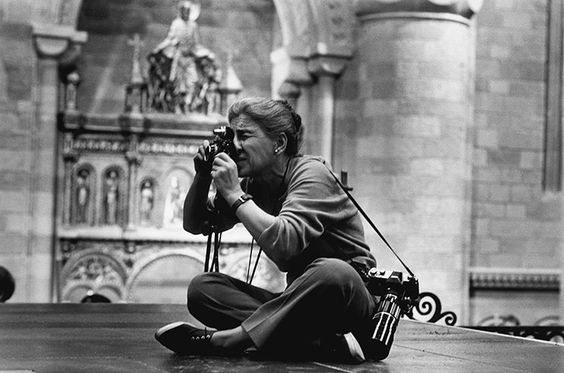 Eve Arnold (American Photographer: born April 21, 1912 – died January 4, 2012)