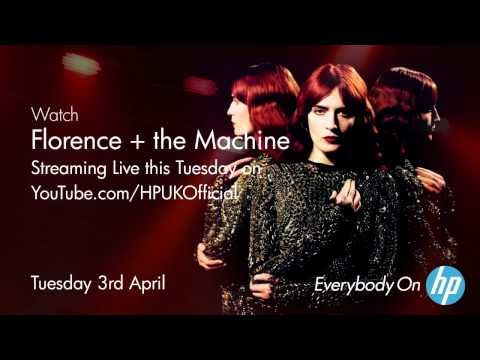 Florence + the Machine - I HATE HATE HATE this band and the horrid, NOISE that comes out of their mouthes!!!