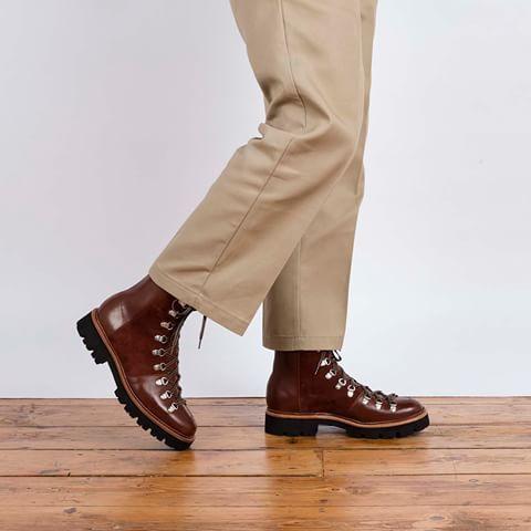 footwear new styles best place Brady in Tan, now £120. -#grenson #menswear #grensonshoes ...