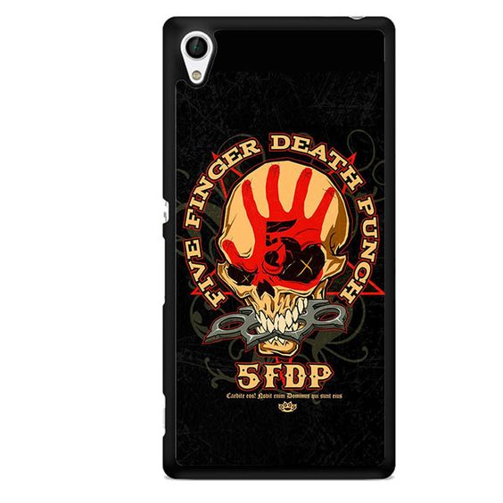 Five Finger Death Punch TATUM-4234 Sony Phonecase Cover For Xperia Z1, Xperia Z2, Xperia Z3, Xperia Z4, Xperia Z5