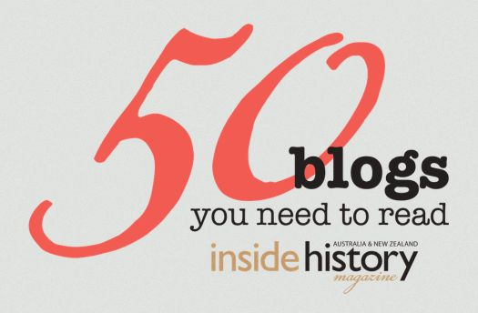 'A Rebel Hand' is one of Inside History Magazine's top 50 genealogy blogs! Here's the story: http://rebelhand.wordpress.com/2013/07/14/inside-history-magazines-top-50-genealogy-blog-awards/ And here's the whole list. See any faves? http://www.insidehistory.com.au/2013/07/50-genealogy-blogs-you-need-to-read/