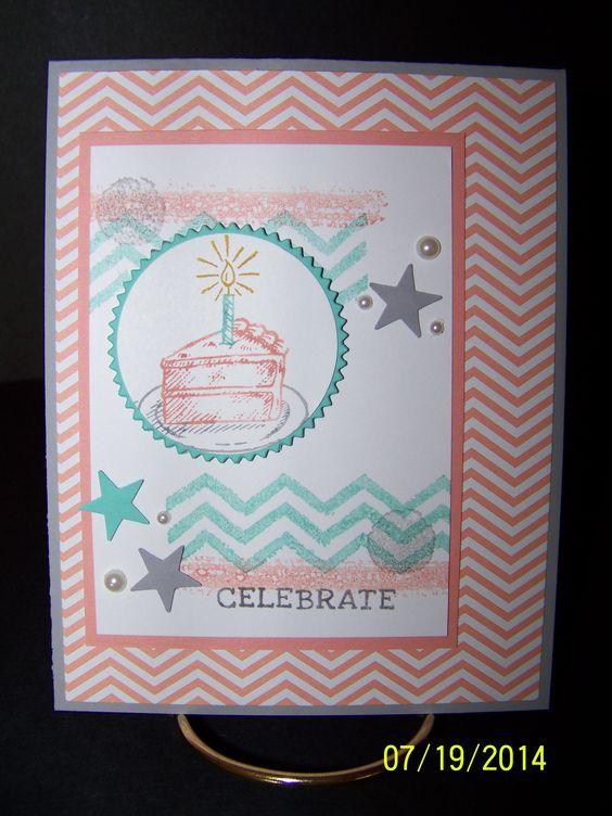 Starburst Framelits & Sketched Birthday createwithlori2.blogspot.com