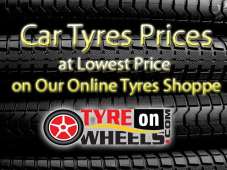 Buy complete range of Car Tyres at best car tyre prices on Tyreonwheels.com | Buy car tyres online & avail, FREE Delivery across India, Mobile Tyre Fitting Service at the doorstep in Delhi, Bangalore, Gurgaon, Noida, Faridabad etc. with Fresh stock last 3 months.